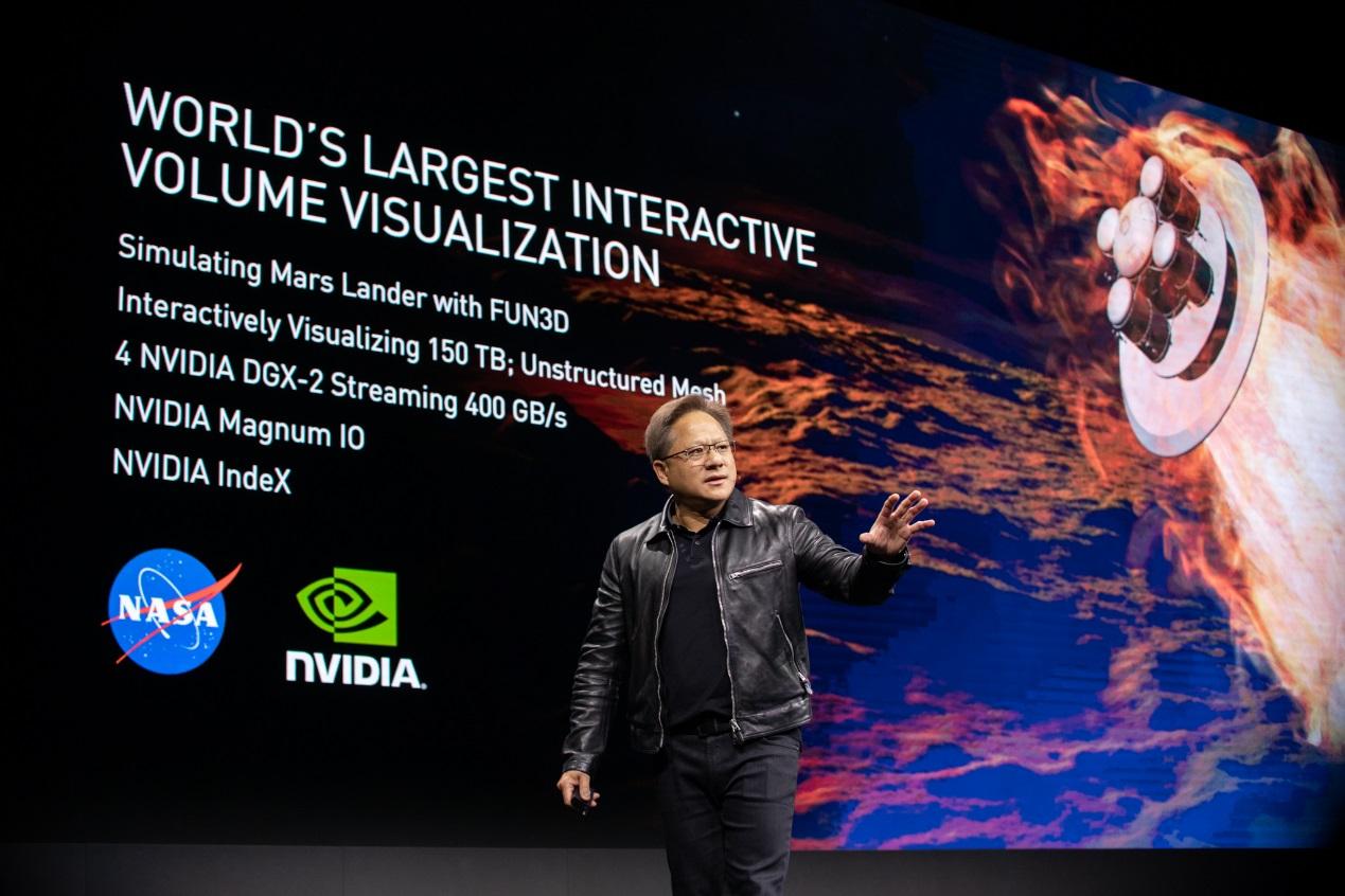 英伟达推出史上最强自动驾驶芯片 黄仁勋:GPU只是开始 留些惊喜给未来