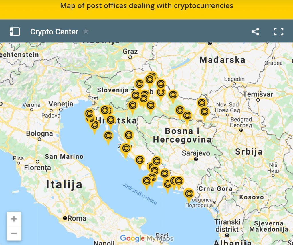 克罗地亚地图中文版下载|克罗地亚地图全图高清版 _极光下载站