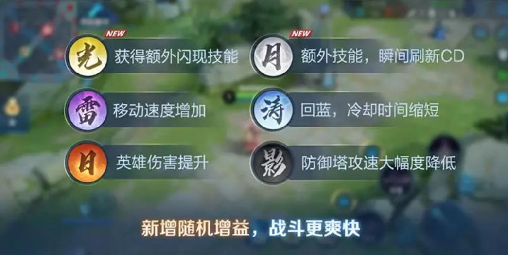 王者荣耀新赛季更新预览,新增第七件装备,三个召唤师技能重做