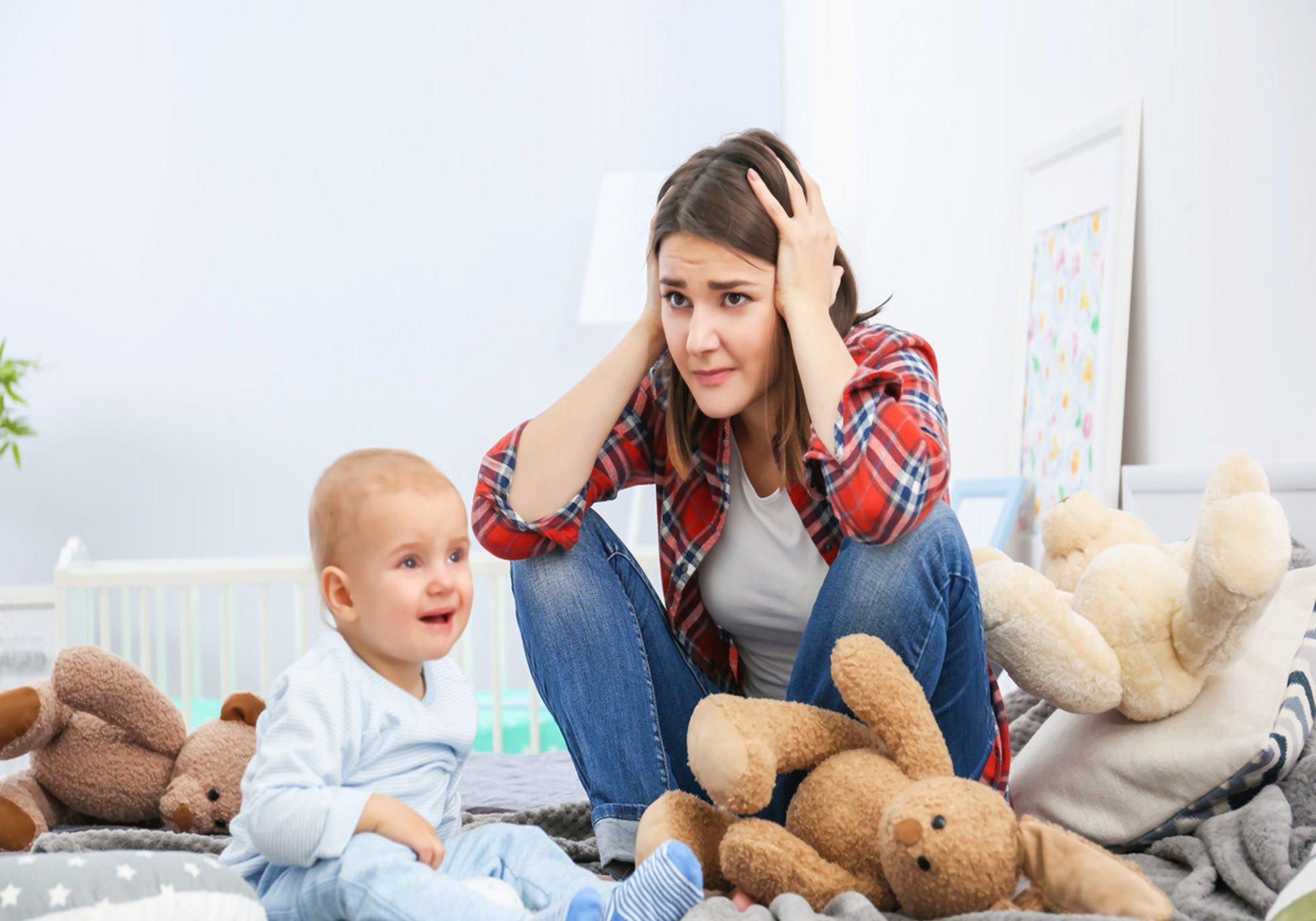 """别轻易得罪产后妈妈,抑郁时记下的仇,别指望""""讨好""""轻易抹去"""