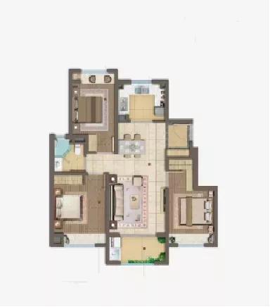 开盘快讯 | 张江稀缺90-190㎡高层洋房叠加房源入市