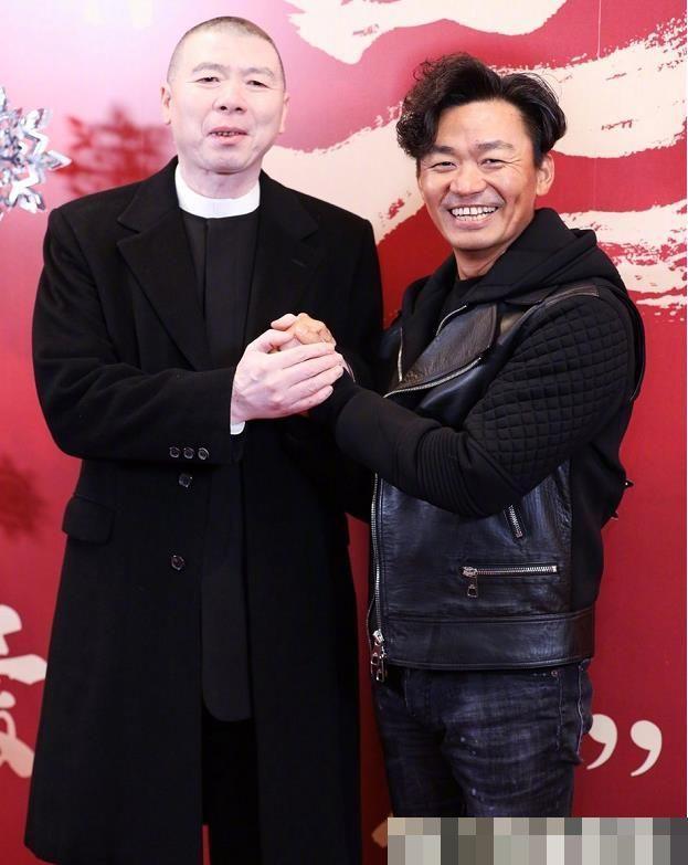《只有芸知道》北京首映礼,半个影视圈都来了,吴京祝福最别致