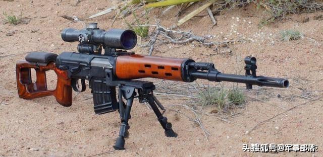 世界十大狙击步枪