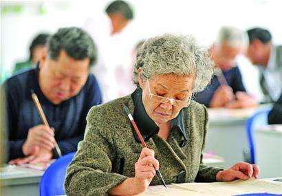 北京聚师网:老年教育课堂一座难求,银发族重返校园-聚师网教育