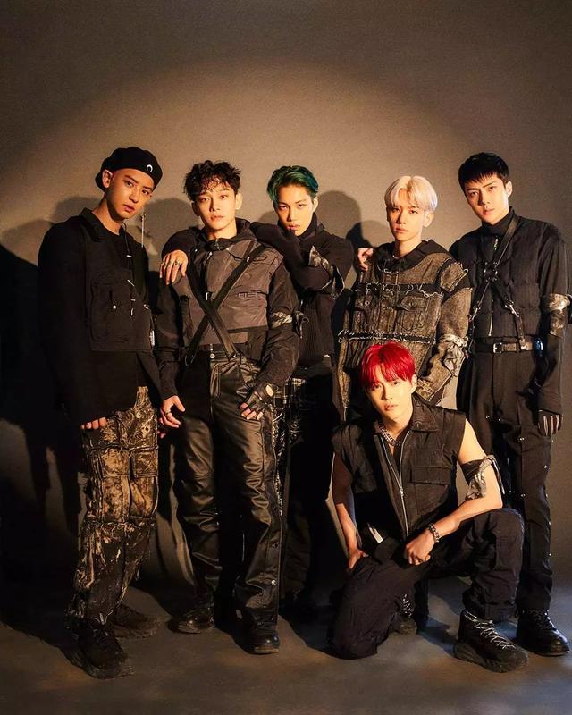 韩网统计今年专辑卖最好的偶像TOP10,一起来看看有谁上榜吧