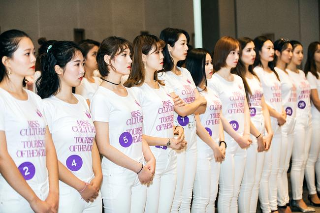 世界文旅小姐2019-2020中国区海选盛典盛大启幕 后期赛事更精彩