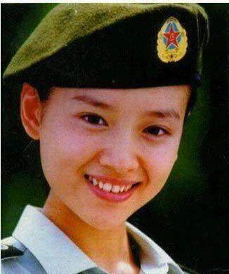 兵位排行榜_4位曾经当过兵的女明星,孙俪上榜,最后一位曾因感情被人诟病