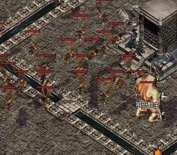 热血传奇:游戏中那些令人感到绝望的BOSS,你到知道哪几个?