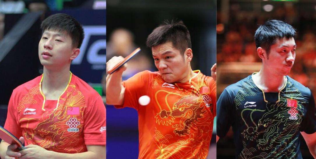 东京奥运会乒乓球项目前瞻:中国队目标包揽五金