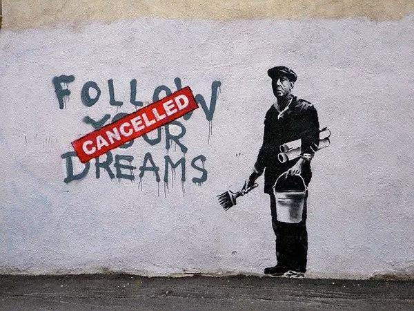 世界各地的街头艺术,太有意思了!