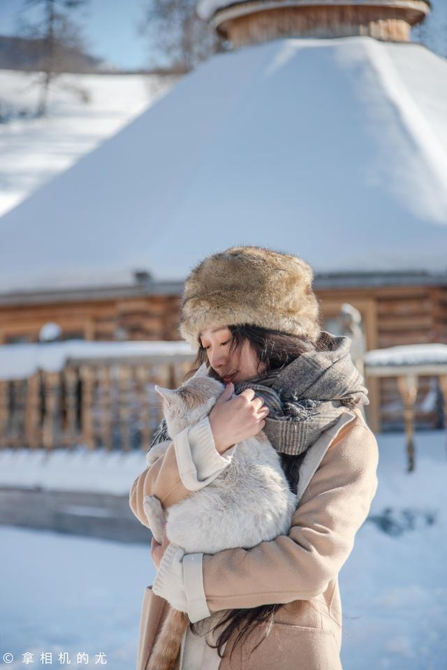 冬季就该这么玩,深入新疆禾木,在最冷的地方过最有热情的生活