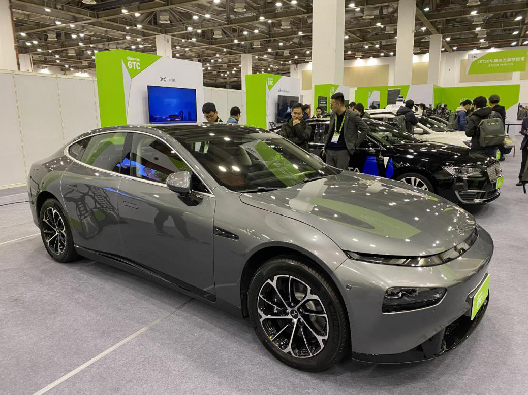 小鹏汽车携智能轿跑P7亮相GTC China 2019,副总裁吴新宙解读自动驾驶技术路线