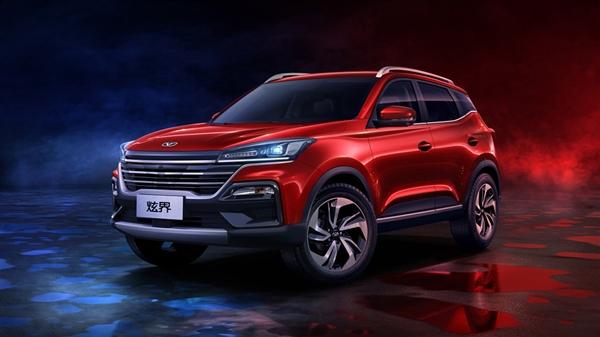 凯翼全新紧凑型SUV来了:中文定名为炫界,车如其名