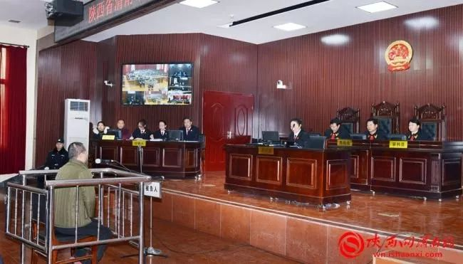 """渭南法检""""两长""""公开审理一起故"""