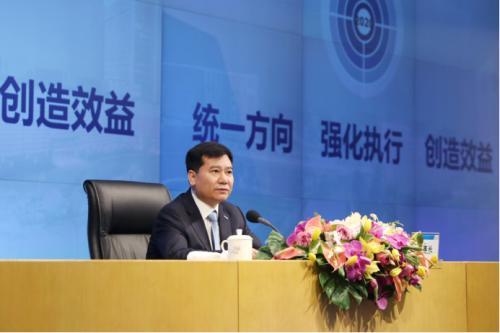 定调2020 苏宁张近东为何用到这个词?