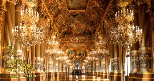 <b>《迪丽丽的奇幻巴黎》12月21日全国上映,展现纯粹法式浪漫</b>
