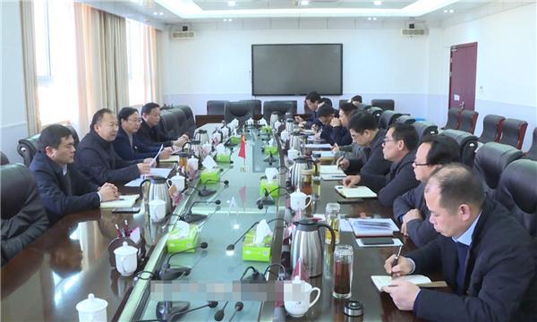 西峡县委常委会专题听取研究扫黑除恶工作 坚决彻底扫清黑恶势力犯罪
