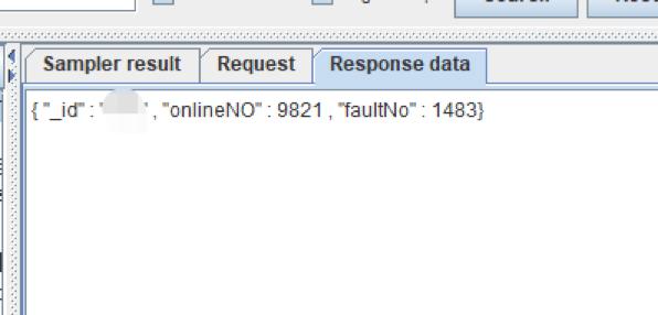 【实战】Jmeter连接mongoDB数据库