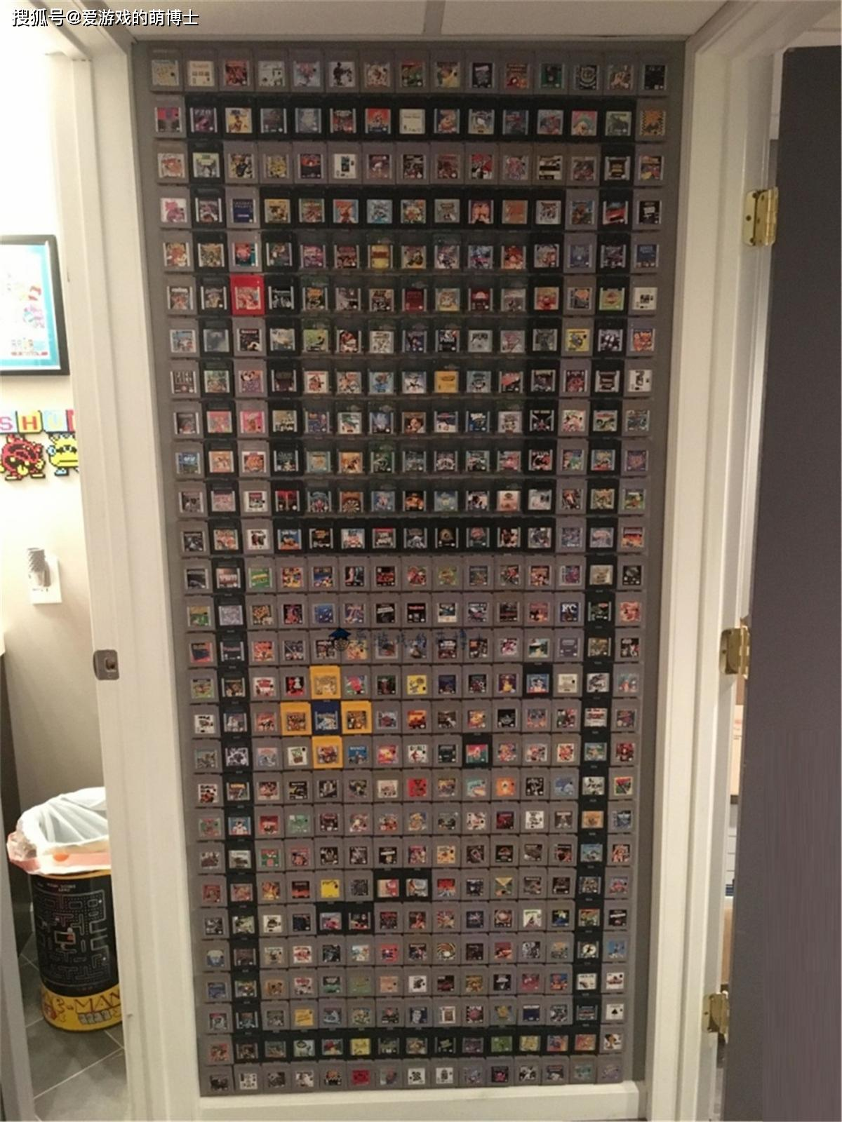 日本玩家把洗手间改造成宝可梦图鉴,网友:感觉很棒