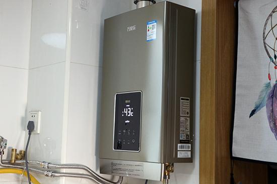 万家乐z6零冷水燃气热水器评测图片