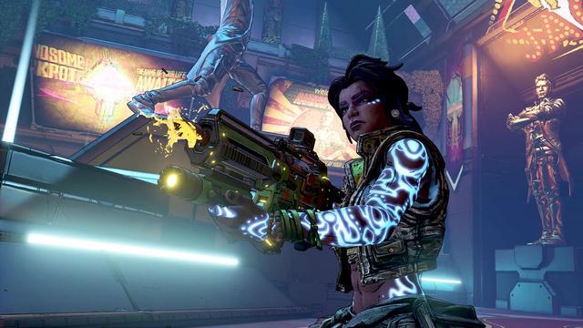 帅杰作抢夺大作战!《无主之地3》首款DLC现已推出_莫西