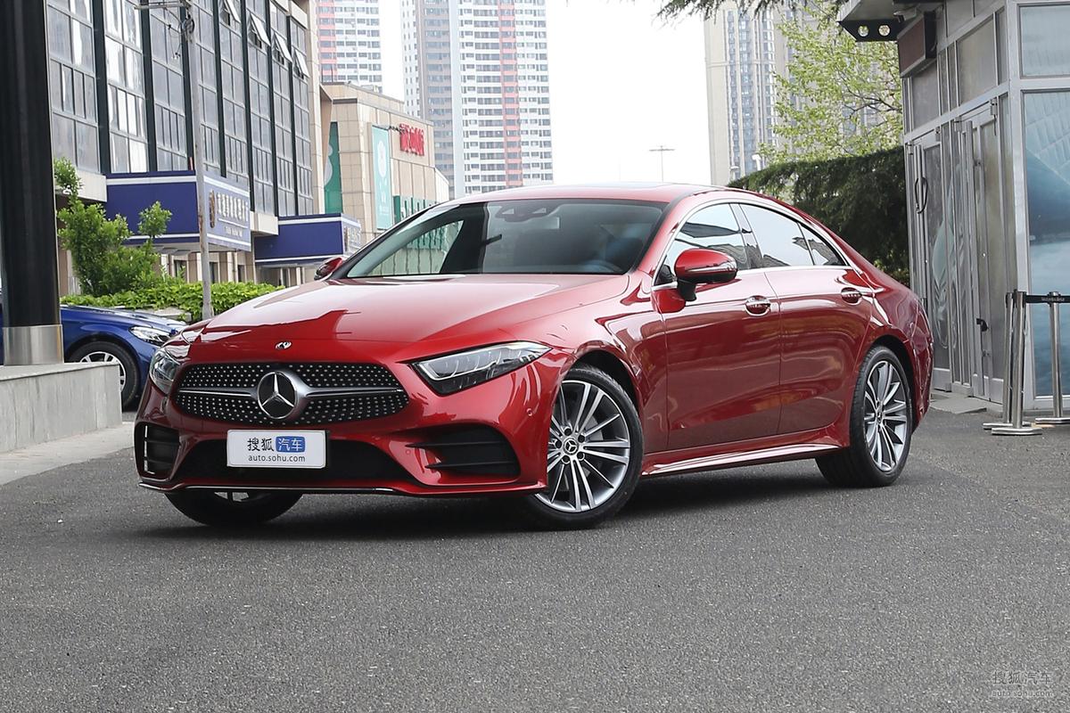 <b>63.78-78.98万元 新款奔驰CLS级上市</b>
