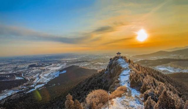 想不到!青州竟然有这么美的冬日晨光图..... | 冬游齐鲁