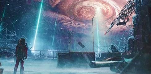 这款游戏竟然做出了科技片的感觉《银河掠夺者》带你征战宇宙_玩法