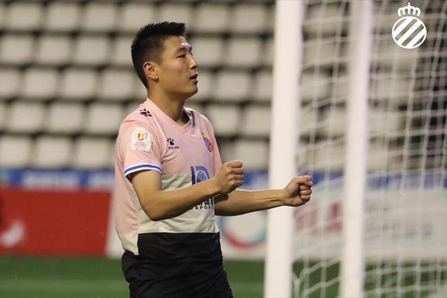 梅开二度证明武磊真适合踢西乙:国王杯只是玩具西甲进球是硬道理