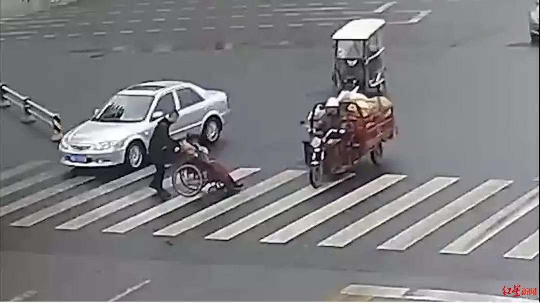 这脚刹车给的漂亮!