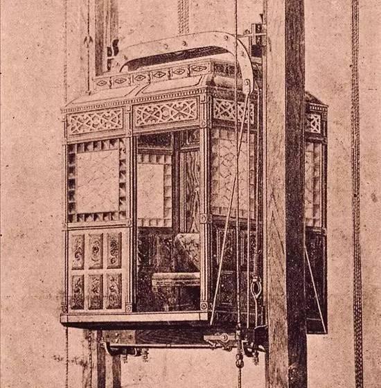 法国古代有电梯?原因如此浪(漫)