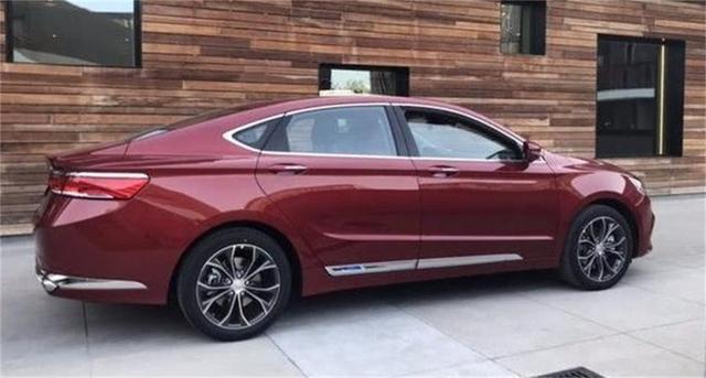 吉利旗下这款诚意十足的B级车,为什么销量并不如意?