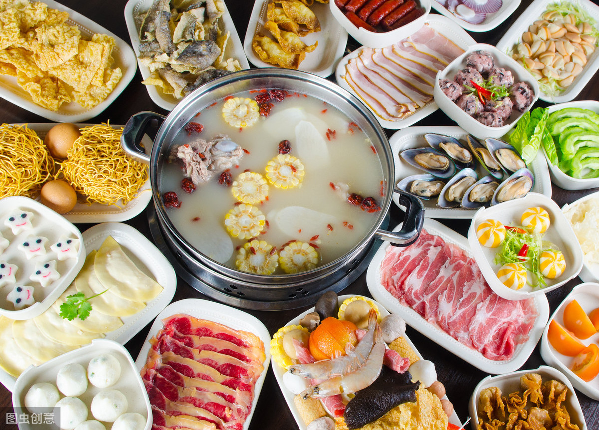 高钾食物图片