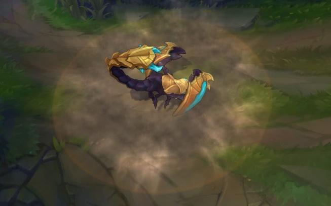 lol蝎子优势图片
