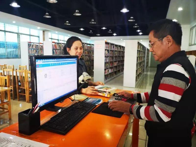 看点||清溪图书分馆借阅量近9万册次