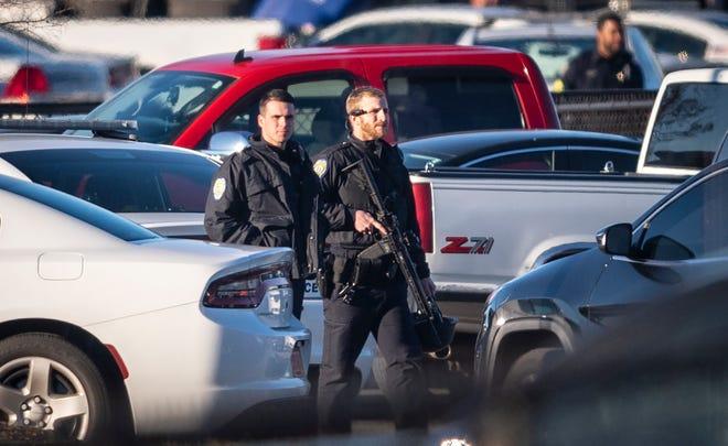 美国北卡罗莱纳州发生枪击案 2人死亡2人受伤
