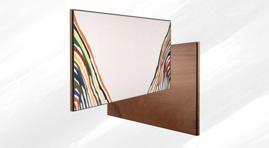你客厅里的智能艺术家 京东方65英寸画屏S3