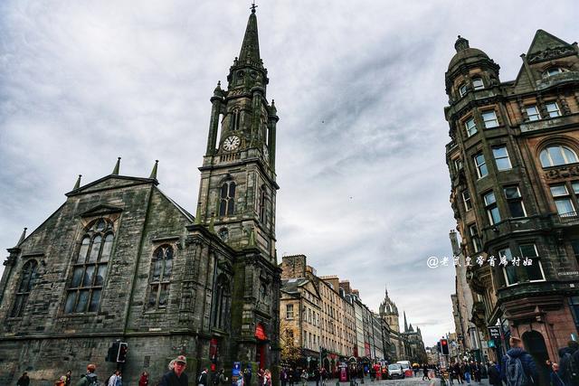 英国最大气城市爱丁堡,在千年旧都解密女王八卦,寻找哈利波特