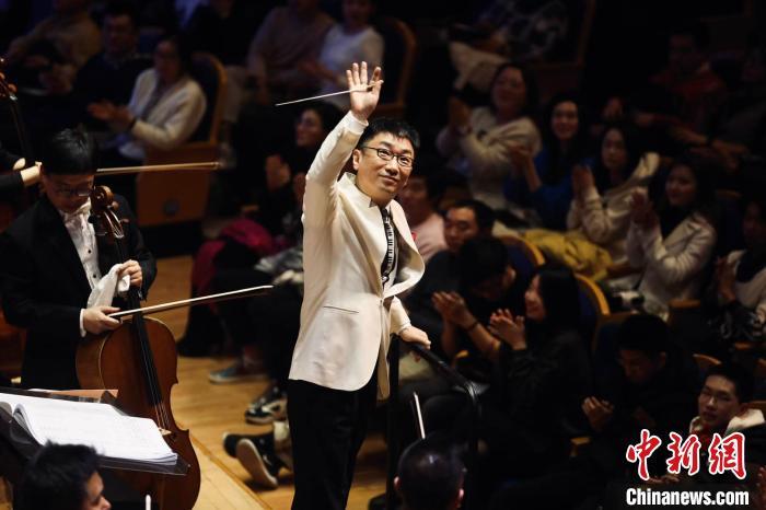 中国交响乐团首次跨界合作演绎游戏原声