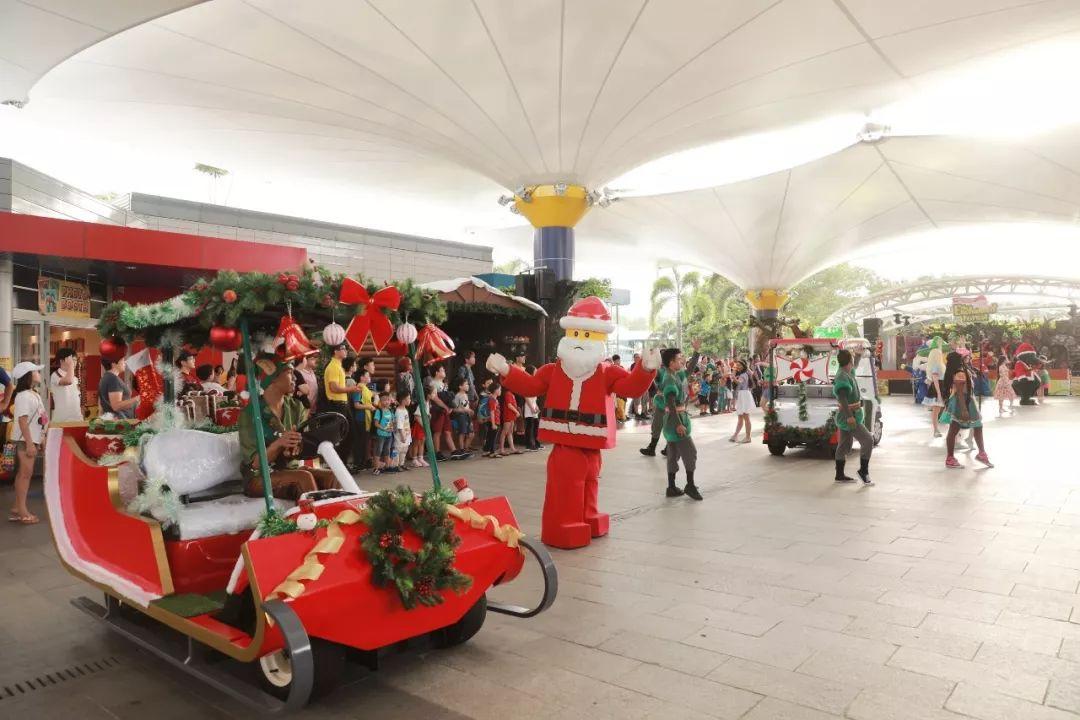 """原创             圣诞""""我必去""""系列推荐,全球乐高控最爱的梦幻乐园全攻略来了!"""