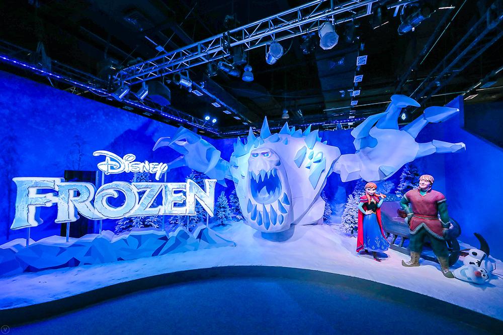 《冰雪奇缘:梦幻特展》全国首展 引爆奇幻狂欢体验