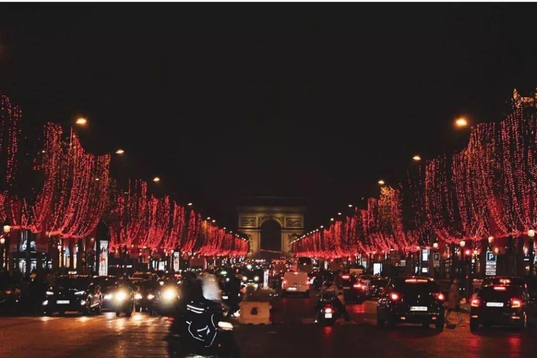 巴黎|一定要来过圣诞的几个理由~