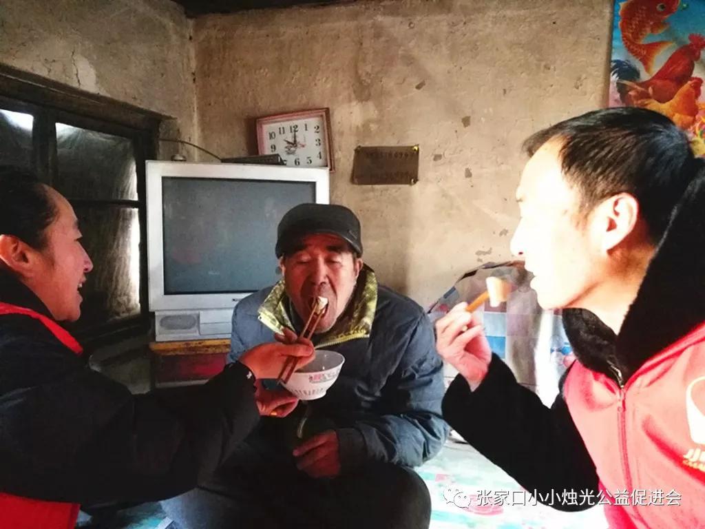 河北:情暖冬至:一碗饺子温暖一座城