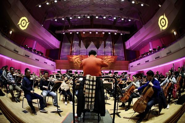 中国交响乐团震撼演绎游戏原声 跨界合作《王者荣耀》打造中国数字文化IP
