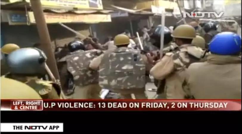 印度骚乱持续 死亡人数升至15人,8岁男孩被踩踏致死!