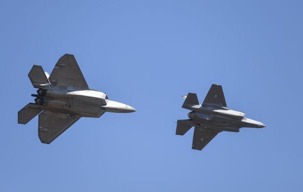 美空军测试先进作战管理系统:依托各平台信息勾画战场图景