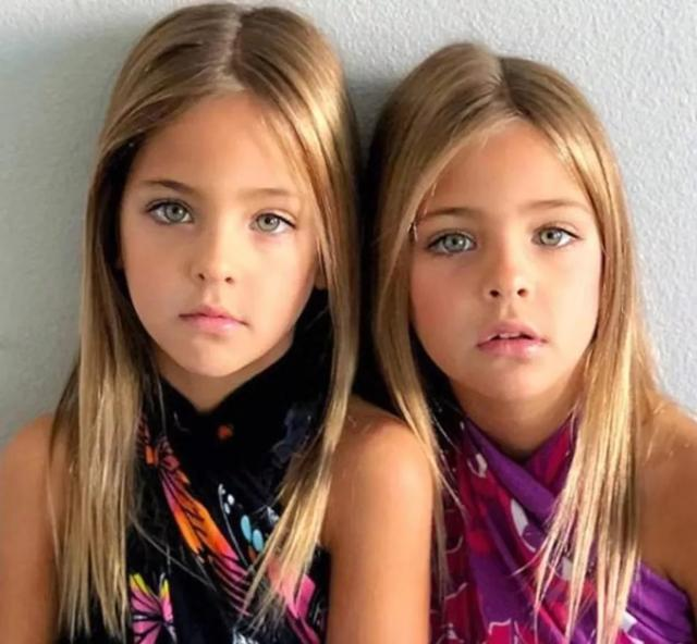 ,Leah,Ava,双胞胎,照片,眼睛,妈妈,女儿,Rose,Marie,社交,消息资讯,Marie,模特,双胞胎,照片,摄影,艺术,人物,绘画,,1p1p.work