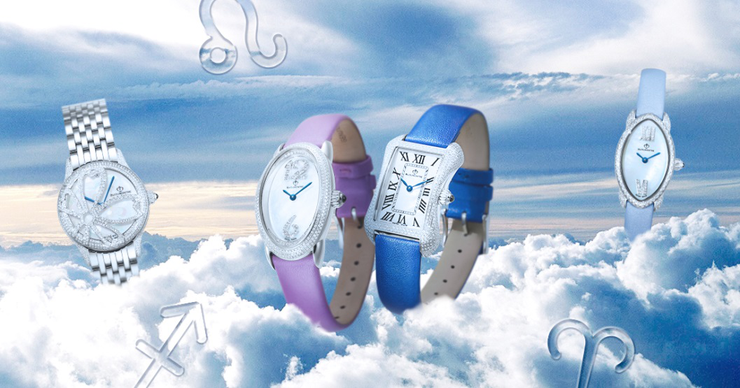 时尚女性的最佳拍档,瑞士宝爵珍钻系列腕表!