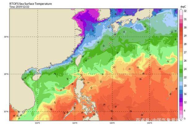 急 广东 海南 福建注意,最强14级的典型隆冬台风即将袭击