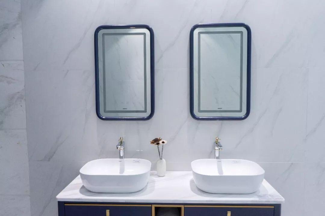 发现星国货快来探索年度最流行的时尚浴室柜(图5)